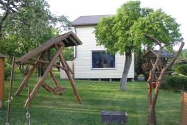 Sodo namas Marijampolės miesto ribose