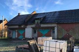 Namas Švėkšnos sen. Inkaklių gyvenvietėje