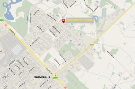 Parduodamas mūrinis namas Radviliškio m., Saulėtekio g., Saulėtekio g. 20