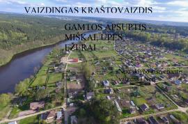 Sodo sklypas prie Vlniaus ribos, Valų k., Trakų r.