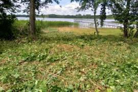 Sklypas su ežero pakrante Molėtų r.