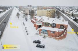 Parduodamos komercinės, prekybinės, paslaugų paskirties patalpos Radviliškio m., Vaižganto g.