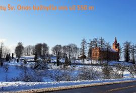 Namų valdos sklypas Dūkštose - vos 24 km iki Vilniaus