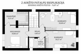 Kauno r. sav., Gervėnupio k., Bitininkų tak., mūrinis namas, Bitininkų takas 1