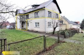 Parduodama mūrinio namo dalis Šiaulių r. sav., Vijolių k., Daržininkų g.