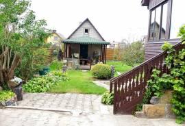 Parduodamas pilnai įrengtas sodo namas Klaipėdos r. sav., Dercekliuose