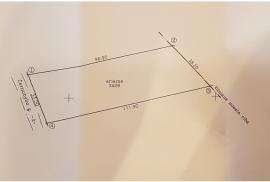 Prie Trakų Vokės namų valdos sklypas su namo projektu ir detaliuoju planu