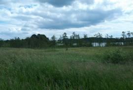 Parduodamas išskirtinis namų valdos sklypas prie Riešės ežero.