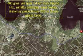 7a Sklypas Gervenupyje, Kauno raj.