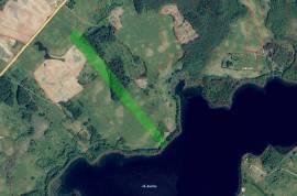 Žemės sklypas Zarasų rajone šalia ežero Auslas | Land