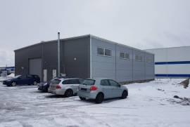 Išnuomojamos 500 kv.m. sandėliavimo/gamybinės patalpos Lentvaryje