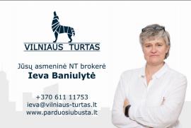 5 kambariai nuosavame name Vilniaus centre, Minties g.