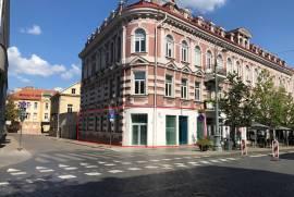 Komercinės patalpos Vilniuje, Gedimino pr.