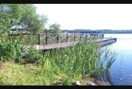 Rekreacinis-poilsiui-verslui objektas prie ežero, 14 Ha.