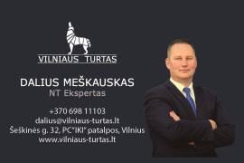 Parduodamas puikus sklypas  vos ~ 200 m nuo Vilniaus m. ribos !!!