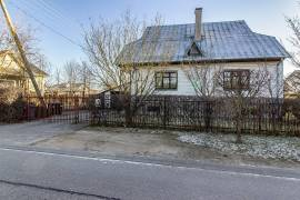 Parduodamas namas Balsiuose, Romuvos g 10