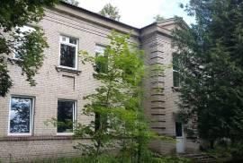 Vilniaus r. sav., Kalvelių k., Žaliašilio g. komercinis pastatas.i