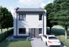 Parduodamas namas tiesiai iš statytojo rankų
