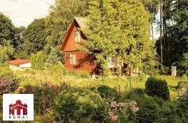 Parduodamas sodo namas šalia Grigiškių, Šermukšnių