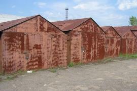 Metalinis garažas