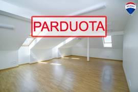Prestižinėje vietoje - prie Vilniaus Arkikatedros, išnuomojamos 248,43 kv.m. dydžio patalpos