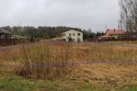 Sklypas vienbučio arba dvibučio statybai Vilniaus mieste!