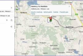 Išskirtiniai 6 sklypai šalia miško Avižieniuose. Yra elektra, bei greta dujų trasa.