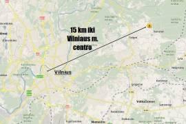 Parduodamas naujas 139 kv. m namas Gailniūnų k. Vilniaus raj.