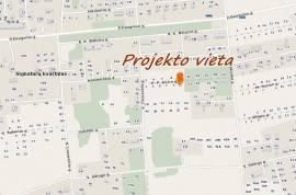 """""""PAVILNIO NAMAI""""  Naujas A+ klasės kotedžų kvartalas Vilniuje Pavilnyje  P.P. Bučio g."""