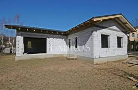 Parduodamas 126 m², 4 kambarių gyvenamasis namas su 12 arų sklypu Daubėnų k., Rudaminos sen., Vilnia