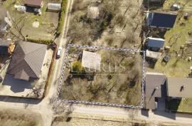Parduodamas 8 arų sodo sklypas su 53 m², sodo nameliu Baltosios Vokės sodų g., Vilniuje , Balstosios vokės sodų g.