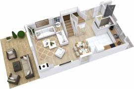 Parduodamas naujos statybos namas Romainiuose, Pakaunės g. 56