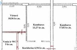 PARDUODAMAS TVARKINGAS 2 K. BUTAS NEMUNO G., PANEVĖŽYJE