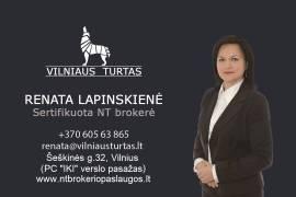Parduodamas 4 kamb. (108,45 kv.m.) kotedžas Klevinėje Vilniaus raj.