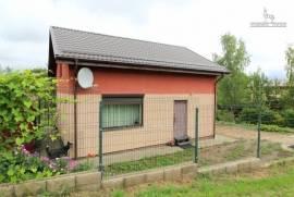 Vilniaus raj. Brinkiškių k. Kryžinės g. parduodamas naujos statybos sodo namas. Namo plotas 77 kv.m.