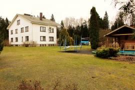Namas Kauno rajone, Pažėrai