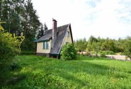 Parduodamas sodas Kalveliuose. Yra sodo namas , kurio bendras plotas  53 m². Sklype vasarinis vanduo