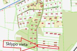 Trakų r. sav., Rubežiaus k., Giraitės g., namų valdos, daugiabučių statybos paskirties sklypas