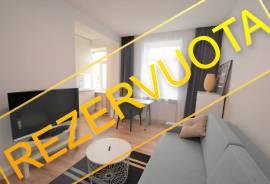 Nuomojamas po kapitalinio remonto puikiai, šiuolaikiškai įrengtas 1 kambario butas