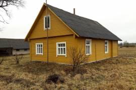 Parduodama sodyba Kupiškio rajone, Skapiškio miestelyje.15000 Eurų, Pandėlio