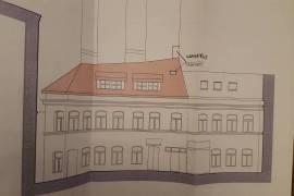 Parduodamas 2 k. butas Senamiestyje su 40kv.m. palėpe, Vingrių