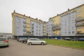 Parduodamas 114m², 3 kambarių butas su papildomai įrengtu židinio/laisvalaikio kambariu Justiniškių , Justiniškių g.