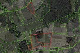 16.94 ha žemės ūkio paskirties sklypas!