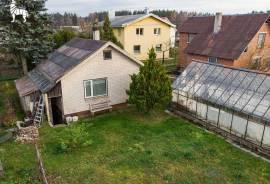 Absoliučiai išskirtinėje vietoje, Vilniaus mieste, nuostabios gamtos apsuptyje parduodamas 36 kv.m.
