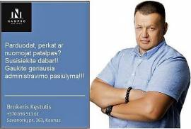 NUOMOJAMAS IŠSKIRTINIO DIZAINO 2 KAMBARIŲ BUTAS Druskininkų gt., KAUNE, Druskininkų g