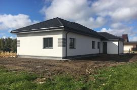 Parduodamas vieno auksto naujos statybos