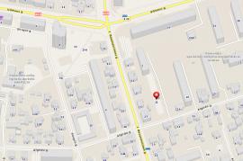 3K. butas miesto centre, Algirdo g. 21