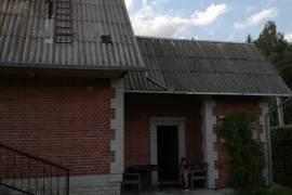 Vilniaus r. sav., Papiškių k., Gegužinės 4-oji g., mūrinis sodo namas, Papiskes
