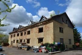 Nebaigtos statybos gyv. namas ( viesbutis ), Vilniaus