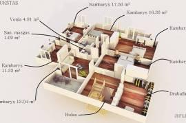 Vilnius, Lazdynėliai, Šarmos g., mūrinis namas, Šarmos
